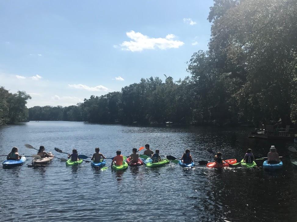 Kayak Line